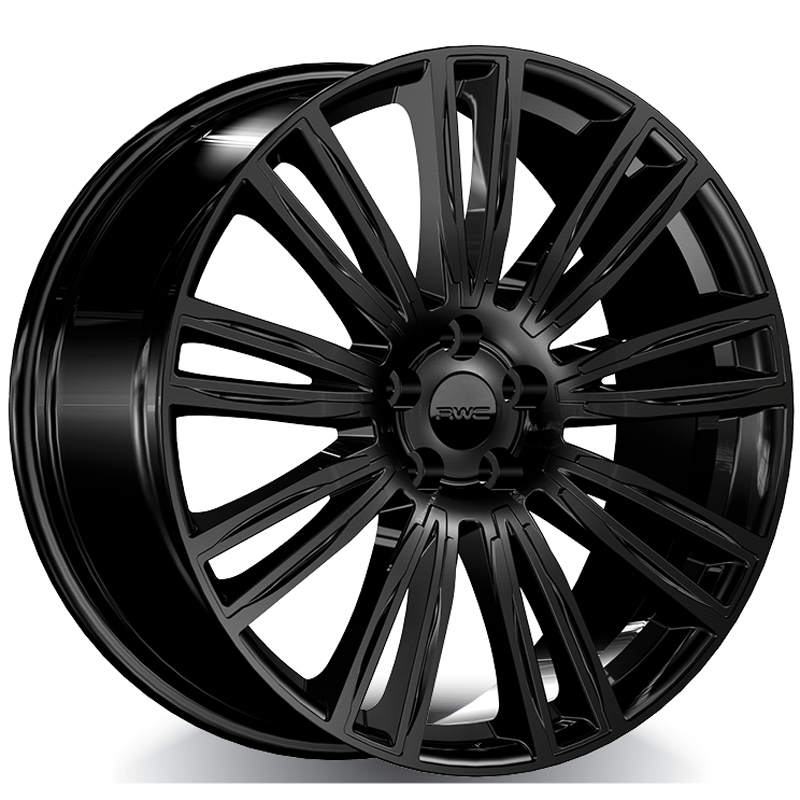 Winter Wheels for LAND ROVER – BLACK Model LFV880 - RWC Wheels