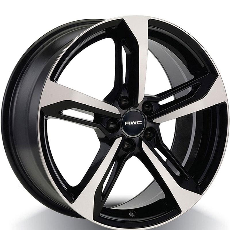 Roues en alliage pour AUDI – TECH Modèle AD88 - RWC Wheels