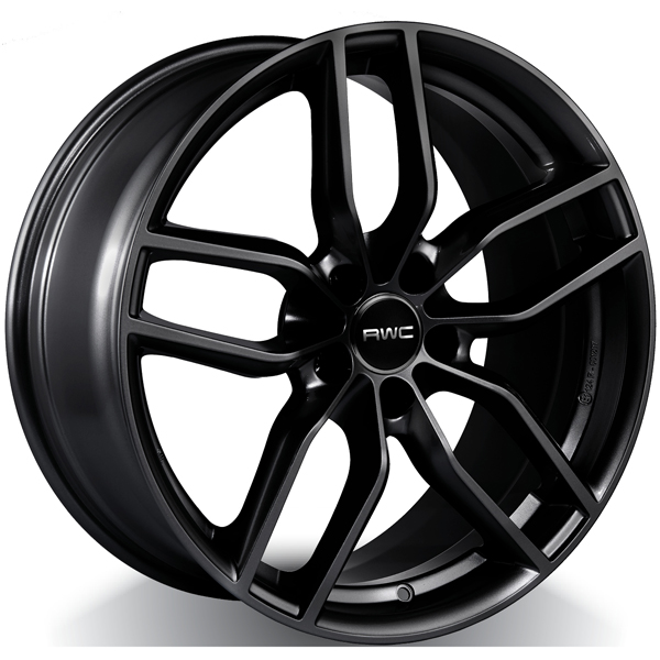Winter Wheels for VOLKSWAGEN – BLACK Model AD93 / VW93 - RWC Wheels