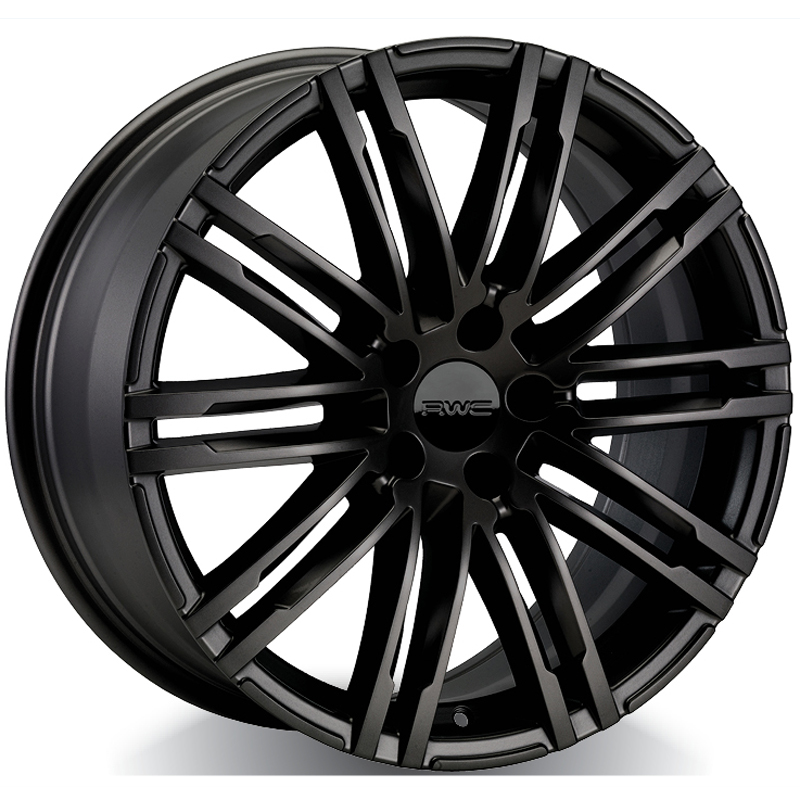 Alloy Wheels for PORSCHE – BLACK Model PC94 - RWC Wheels