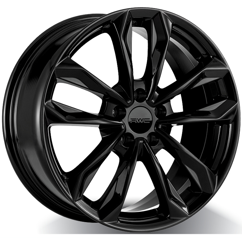 Alloy Wheels for CHRYSLER – BLACK Model DC950 - RWC Wheels