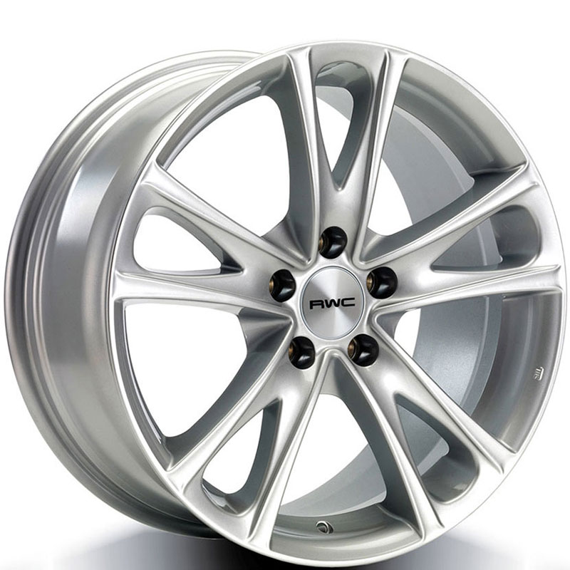 Alloy Wheels for NISSAN – SILVER Model IF95 - RWC Wheels