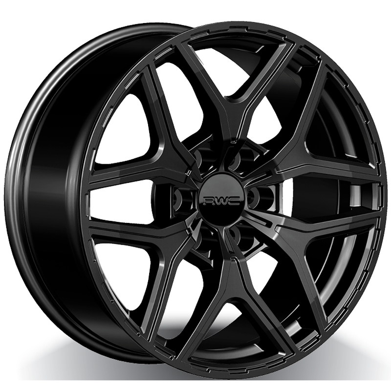 Alloy Wheels for CHEVROLET – BLACK Model GM960 - RWC Wheels