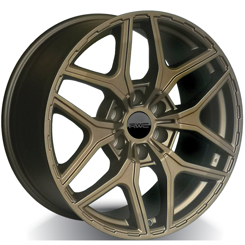 Alloy Wheels for LINCOLN – BRONZE Model FO960 - RWC Wheels