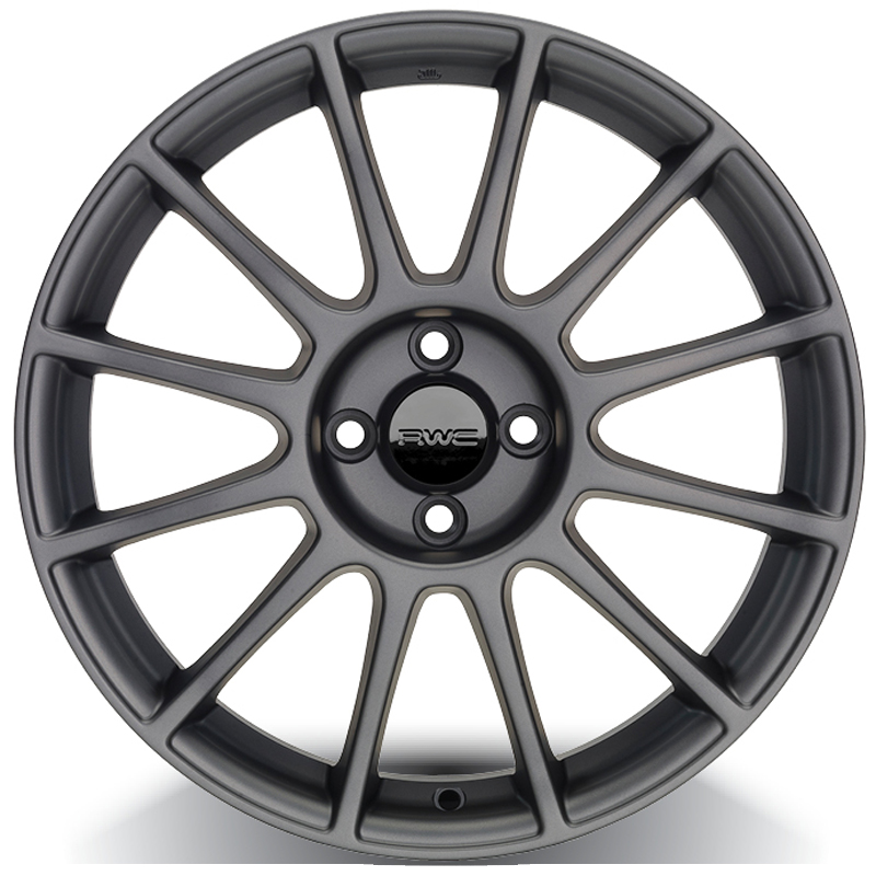 Roues d'hiver pour FIAT – GRAPHITE Modèle FA87 - RWC Wheels