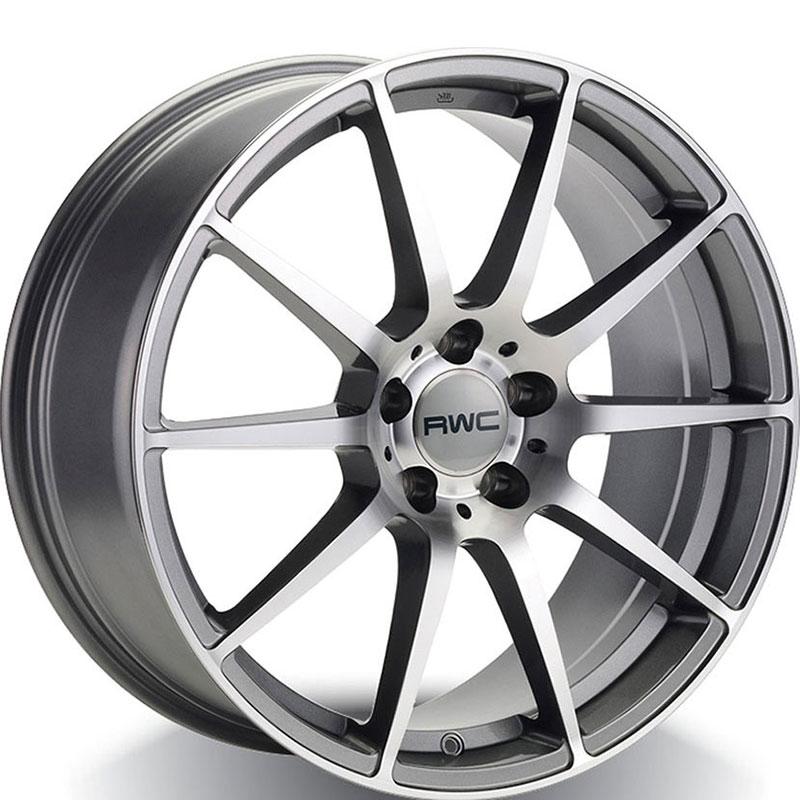 Alloy Wheels for MERCEDES – TECH Model MB88 - RWC Wheels